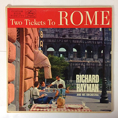 Price comparison product image Two Tickets to Rome