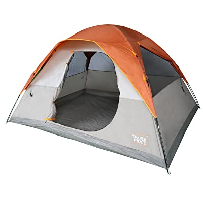 Timber Ridge 6 Person Family Camping Tent