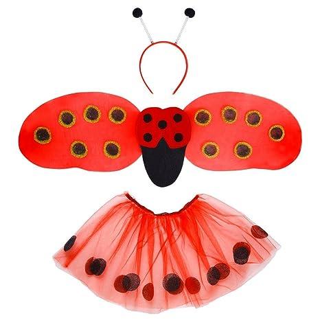 juego de accesorios Mariquita Ali Diadema falda Vestido disfraz de ...