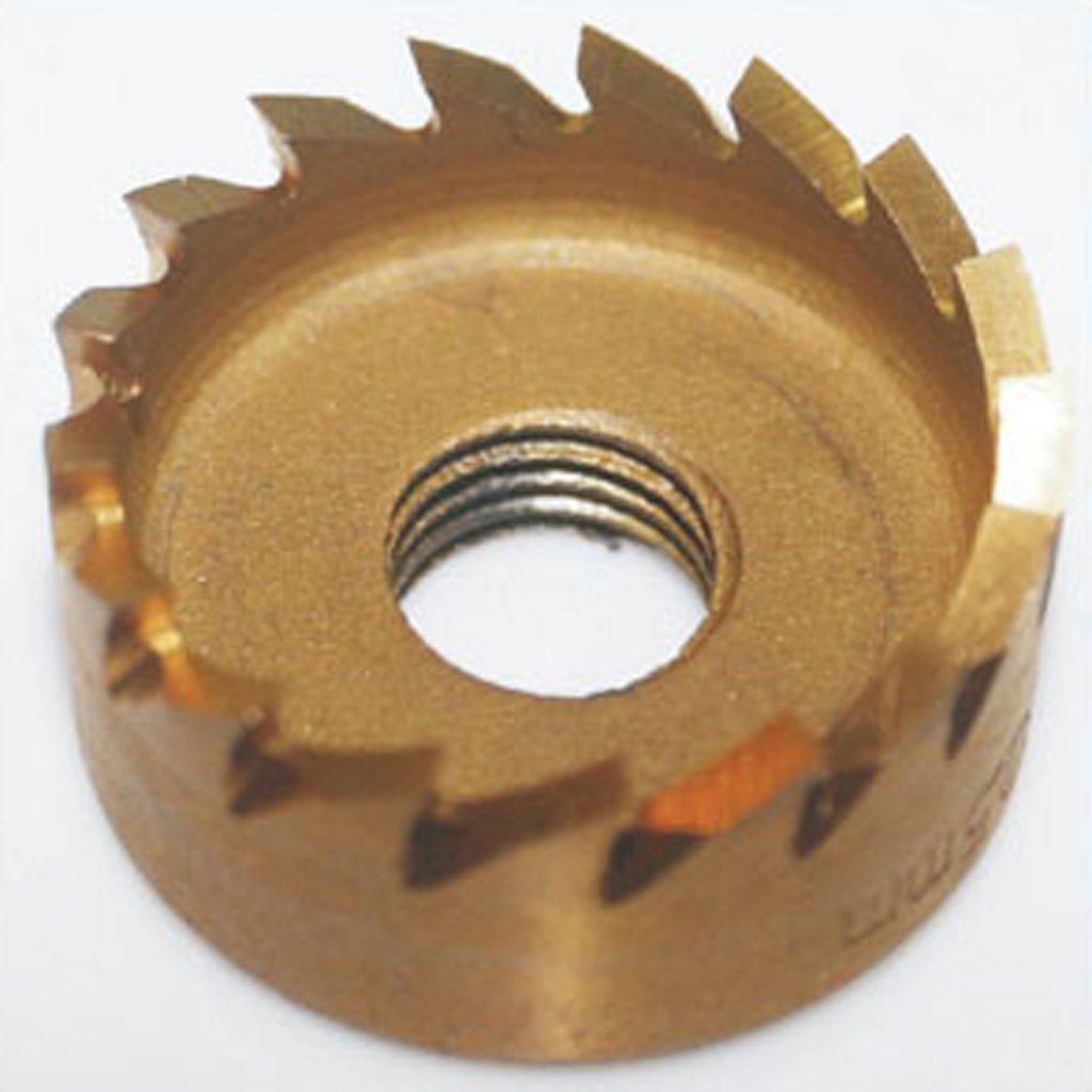 14-53mm HSS Seghe Serie Zoccolo in Metallo Inox 30mm