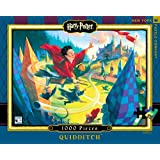 New York Puzzle Company - Harry Potter Quidditch - 1000 Piece Jigsaw Puzzle