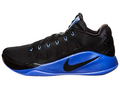 6b85243e077 Nike Hyperdunk 2016 Low Basketball Shoes Mens Black Blue New 844363-040 -  13