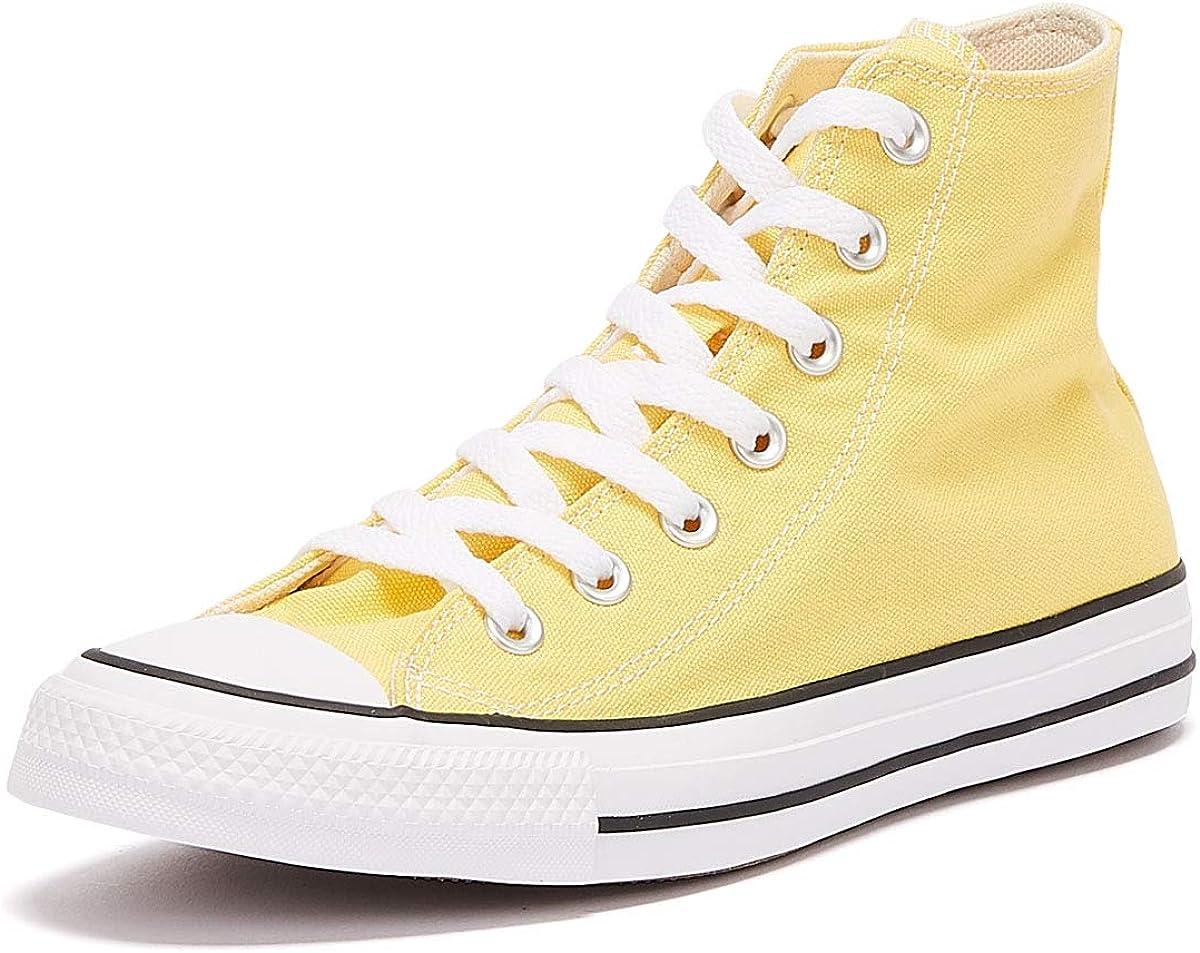 Star - Hi - Butter Yellow Canvas