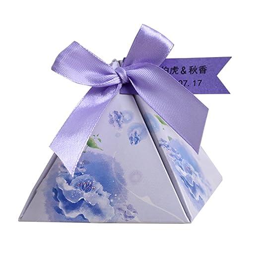 Reinefleur 15pcs bolsa de caramelos cumpleaños cajas de ...