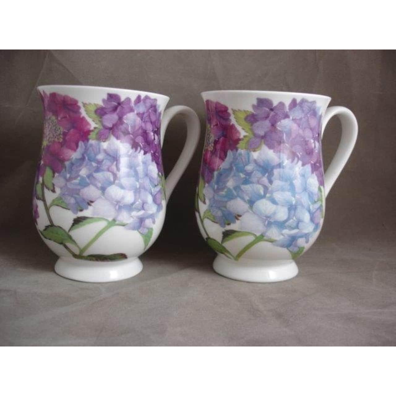 6 Piece Roy Kirkham Eleanor Mug Set