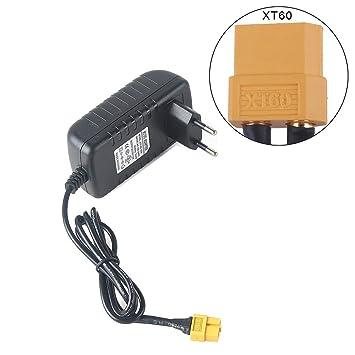 FancyWhoop AC a DC Adaptador de Corriente Continua 12V 3A XT60 Plug para Cargador iSDT Strix etc