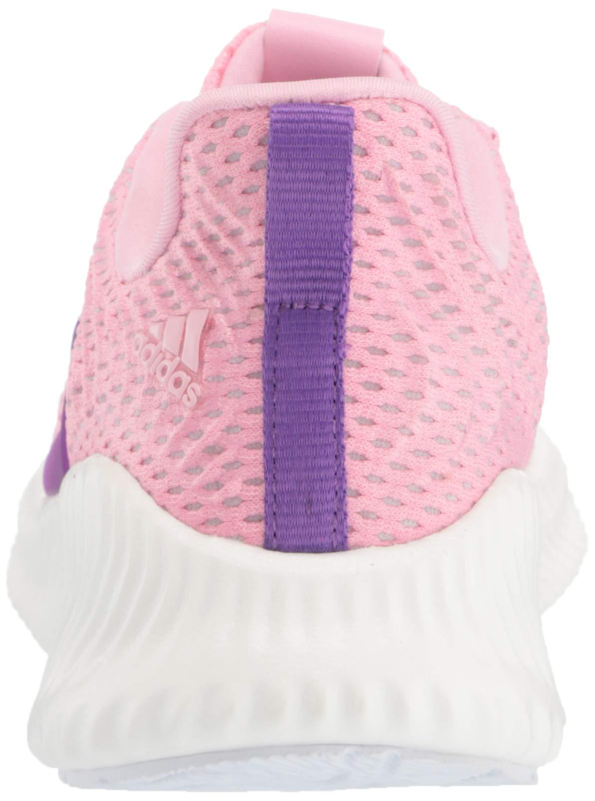 Adidas Kids Alphabounce Instinct, true pink/active purple/cloud white 2.5 M US Little Kid by adidas (Image #2)