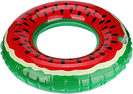 Covermason Hinchables Sandía Forma de Donuts Piscina Playa ...