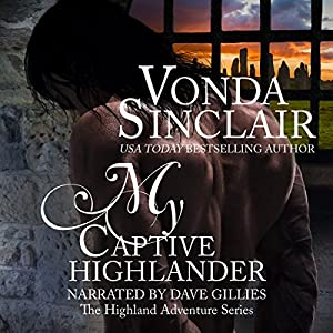 My Captive Highlander Audiobook