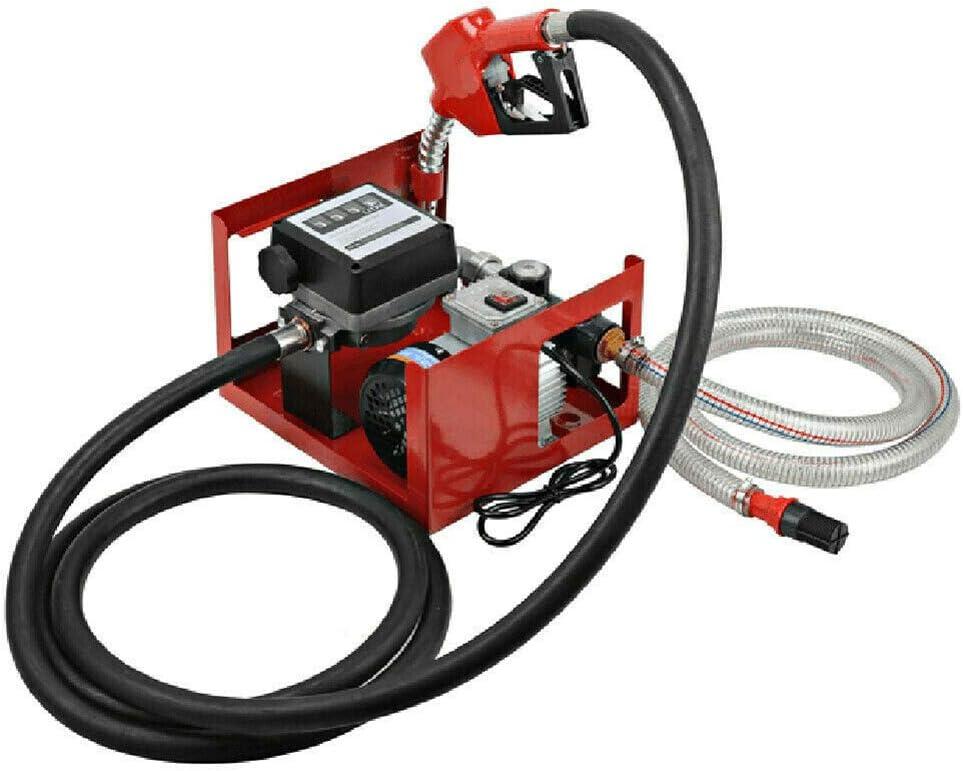 Dieselpumpe DP60L mit Zählwerk und Automatik Zapfpistole Heizölpumpe Tankstelle
