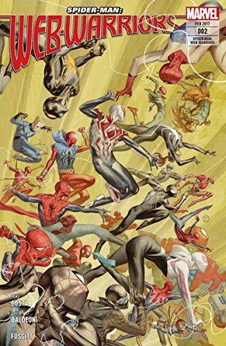 Spider-Man: Web Warriors: Bd. 2: Zerfallendes Netz Taschenbuch – 10. Januar 2017 Mike Costa David Baldeon Panini 3741601268