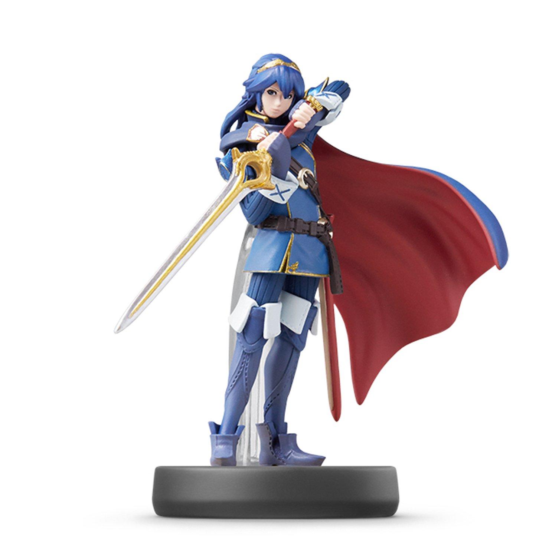 Lucina amiibo - Japan Import (Super Smash Bros Series) by Nintendo