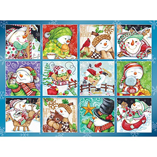 Bits and Pieces - 500 Piece Jigsaw Puzzle for Adults - Merry