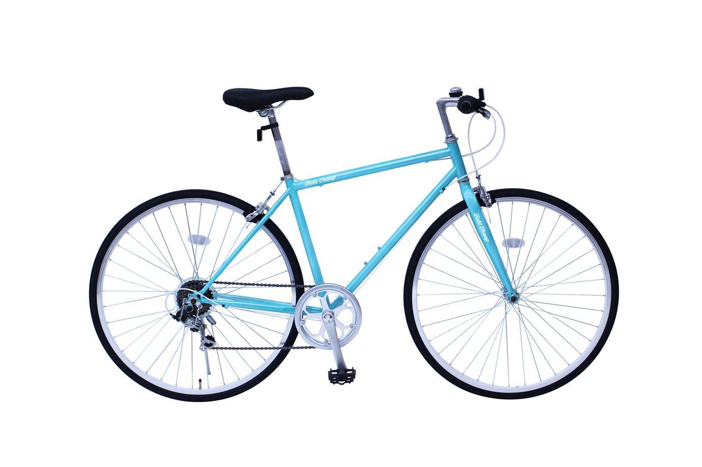 FIELD CHAMP MG-FCP700CF-BL ブルー [クロスバイク自転車] B0792P19SZ