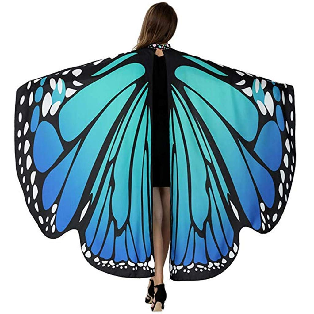 EONGERS Butterfly Wings Costume Party Prom Children Dress Up Novel Costumes