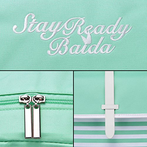 Bag Shoulders Handbag Lightweight Ladies Cyan Daypack Bags Casual Waterproof for Rucksack Girls Backpack Cute Women AxwTqE1xB