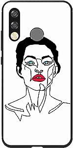اوكتيك كفر حماية غطاء جراب متوافق مع هواوي بي 30  لايت خلفية صلبة واطراف مرنه ممتص للصدمات - تصميم مطفي متعدد الألوان بواسطة اوكتيك