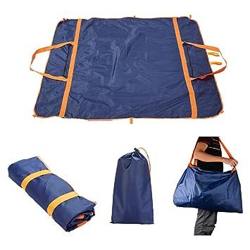 Amazon.com: Large Waterproof Luz de playa manta & bolsa de ...