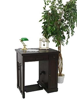 Máquina de coser antigua/mesa de coser para 1920 de Mundlos: Amazon.es: Hogar