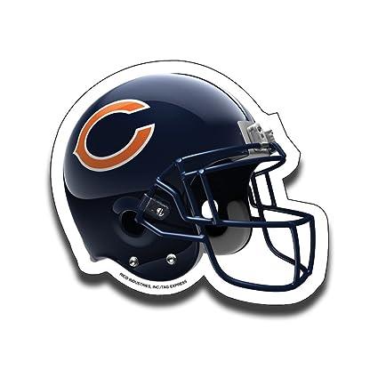 NFL Chicago Bears Football Helmet Design Mouse Pad