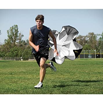 cheap4uk Power Chute Speed Training Running Chute Resistance Sprint Training