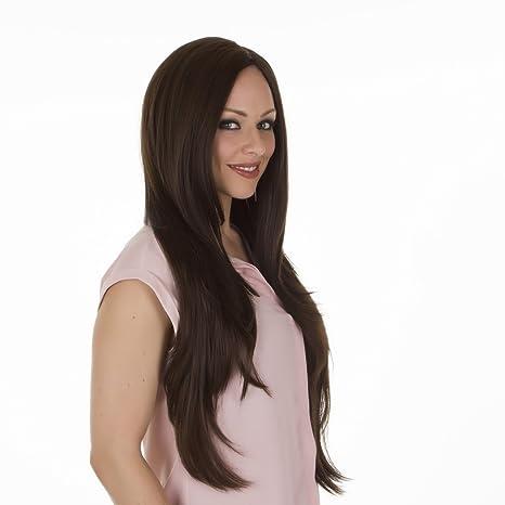 Kimmy | peluca Lace Front Extra larga dégradée | estilo duro y Soyeux | 61 cm