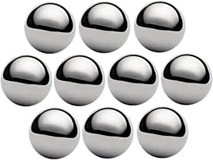 Gorilla Paracord One 2 Inch Chrome Steel Bearing Ball