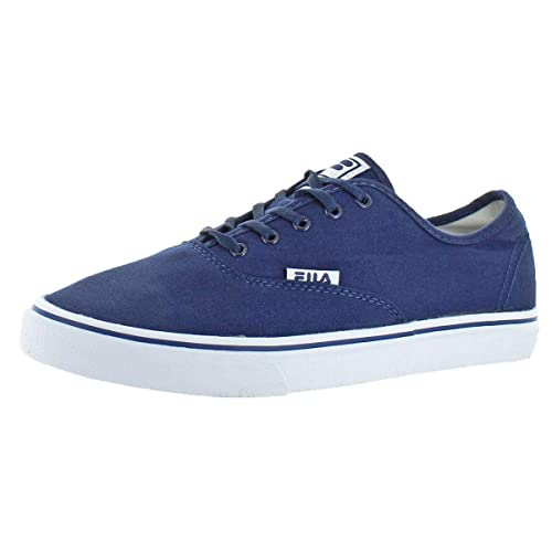 Fila Men s Classic Canvas Casual Shoes  Amazon.co.uk  Shoes   Bags b5a22b5a79982