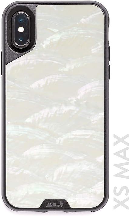 Screen Protector Inc. Mous Protective iPhone XS Max Case Aramid Carbon Fibre