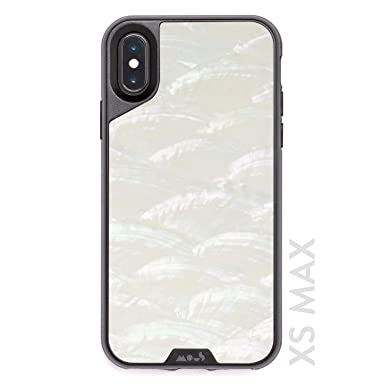 the latest c24a4 9d227 Mous Protective iPhone XS Max Case - Real Shell - Screen Protector Inc.