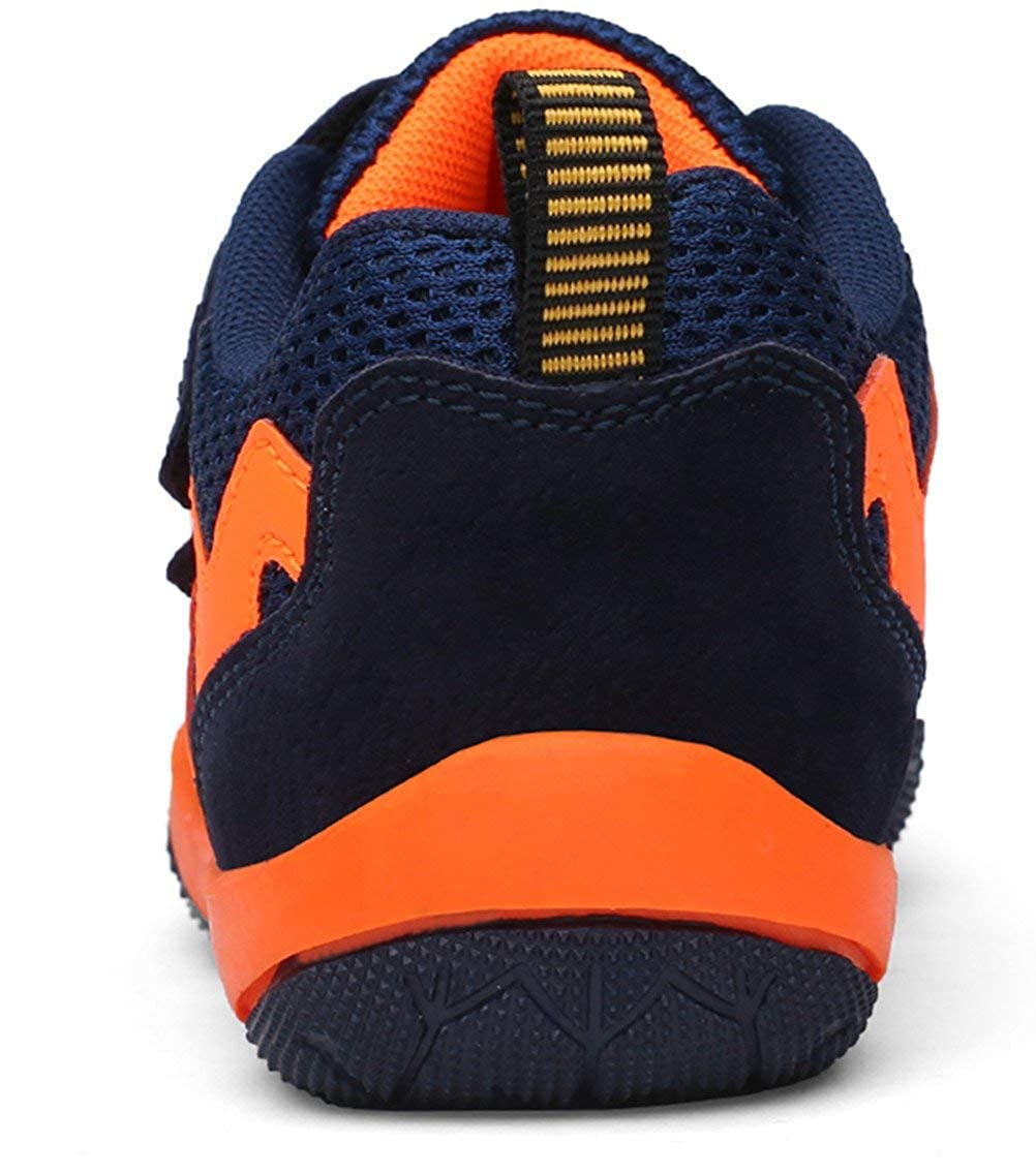 Toddler//Little Kid//Big Kid PRETTYHOMEL Kids Breathable Casual Outdoor Strap Running Shoes Athletic Sneakers