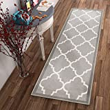 Kitchen Entry Rugs Non-Skid Slip Rubber Back Antibacterial 2x5 ( 1'8