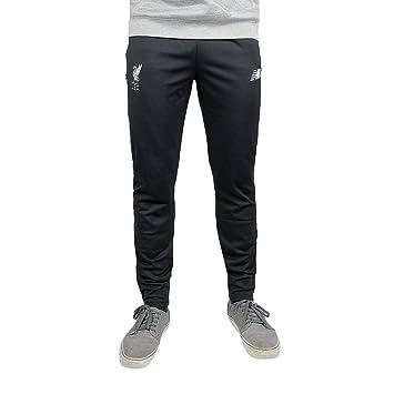 00a81c264722 New Balance Liverpool FC Black Mens Football Training Presentation Pants 18 19  LFC Official
