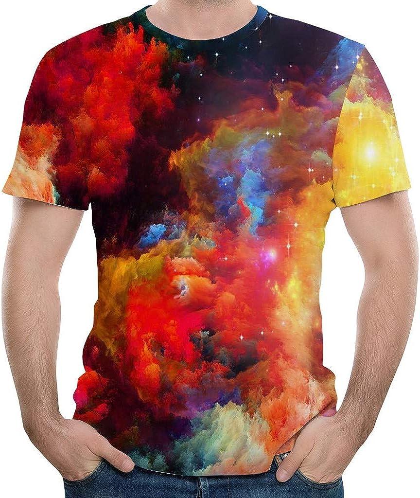 Sylar 3D Digital Unisex Camisetas De Manga Corta Casual Camiseta Cuello Redondo Camisa Hawaiana Hombre Camiseta Blusa Tops Personalidad Casual Camisas: Amazon.es: Ropa y accesorios