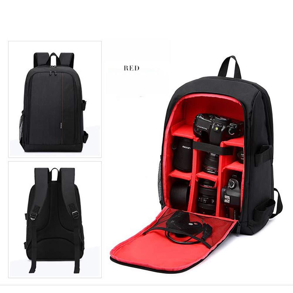 Travel SLR Waterproof Camera Camera Bag LILINSS Digital Camera Backpack