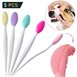 emours 360 grados Pet cepillo de dientes Dental Care Kit ...