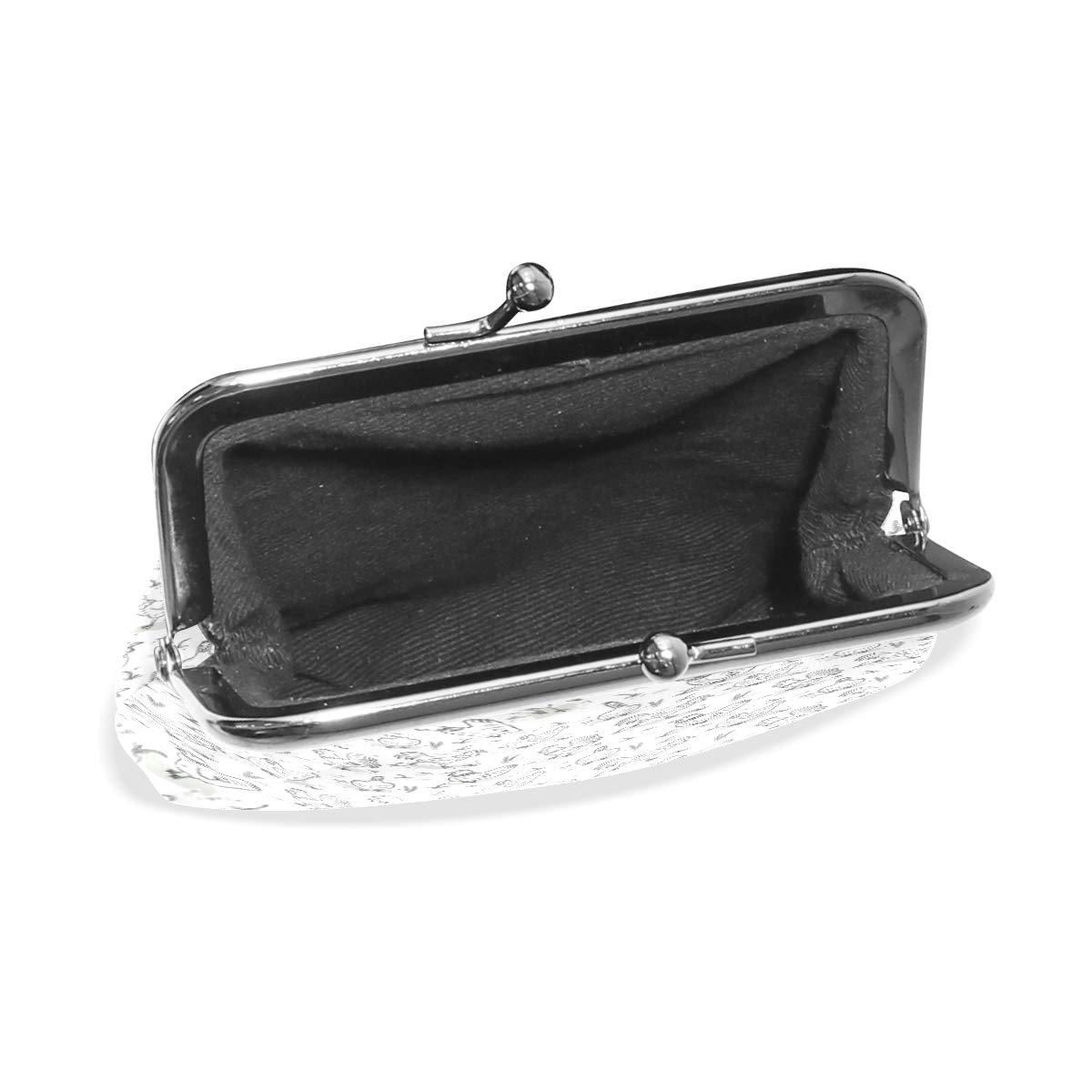 Exquisite Buckle Coin Purses Hen Roosters 2019 Mini Wallet Key Card Holder Purse for Women