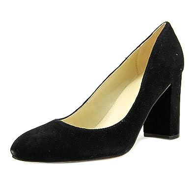 Frauen Flache Schuhe Schwarz Groesse 8 US/39 EU Marc Fisher pUlW1KPc