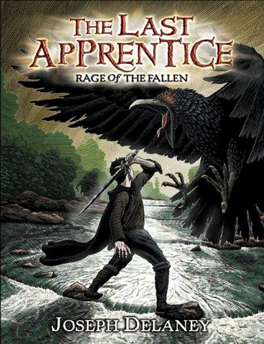 The Last Apprentice: Rage of the Fallen (Book 8) (I Am Alice)