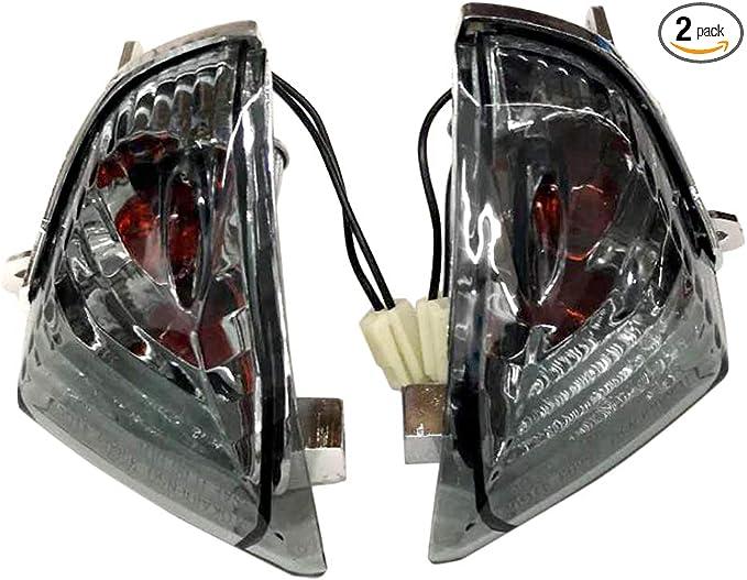 05-06 GSXR1000 Smoke Rear turn signal lens Fit For SUZUKI 06-07 GSXR 600 750
