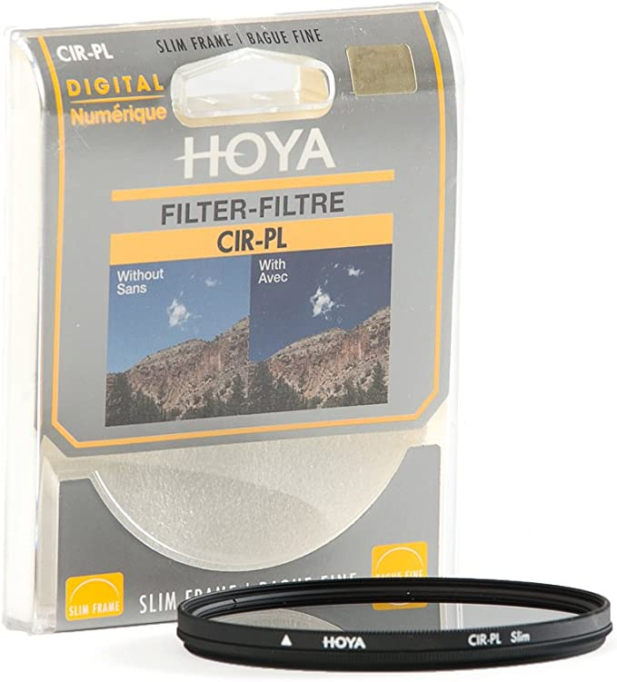 Hoya Slim Cirkular Polfilter Kamera