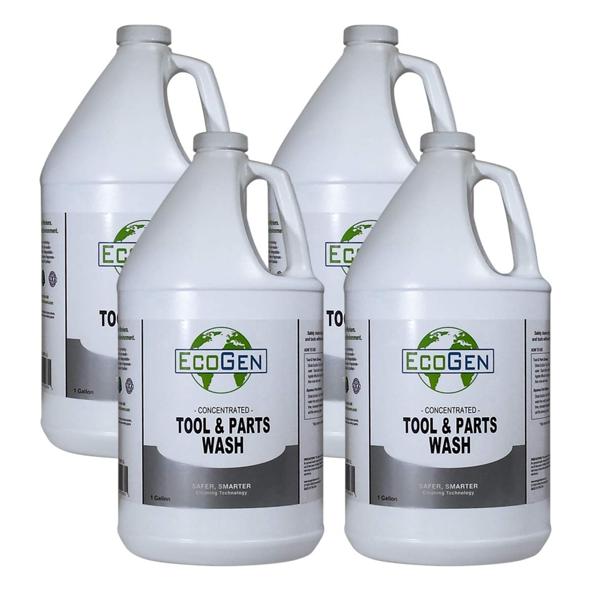 EcoGen ECOPRT-GCS Tool & Parts Cleaner Concentrate, gal (Case of 4)