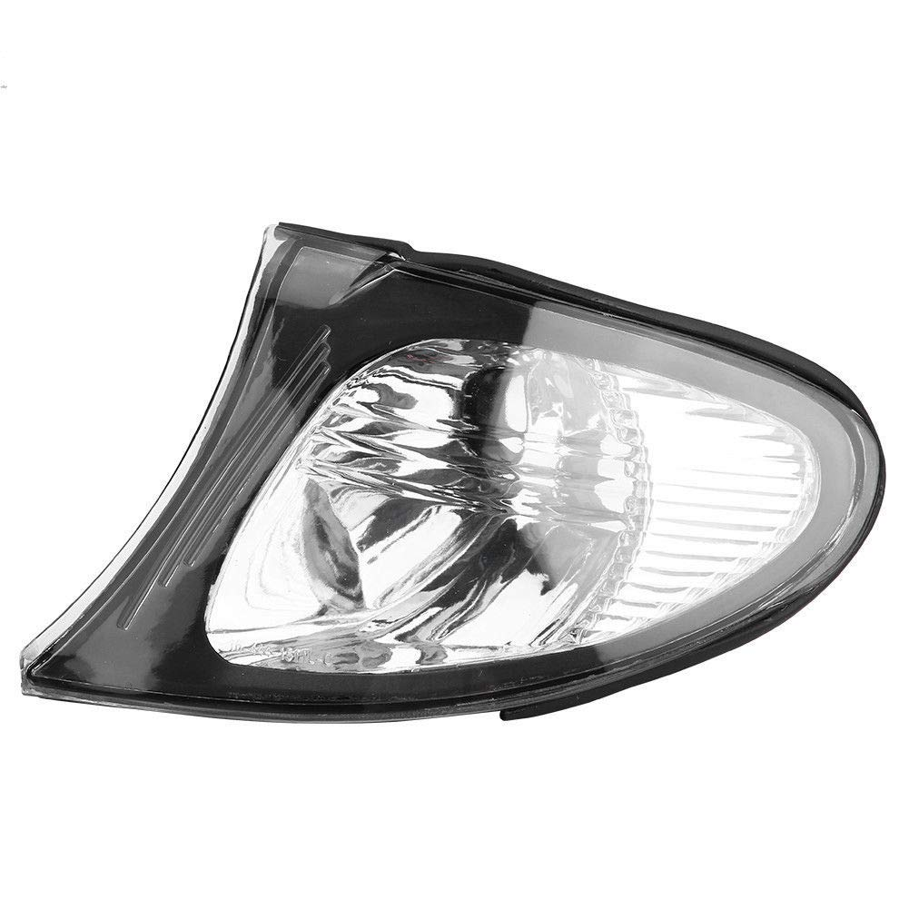 Passengers Park Signal Corner Marker Light Lamp Replacement for BMW 63 13 8 353 280 AutoAndArt