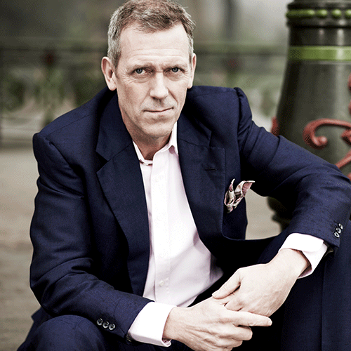 Hugh Laurie on Amazon Music