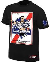"John Cena ""Hustle, Loyalty, Respect"" Authentic T-Shirt"