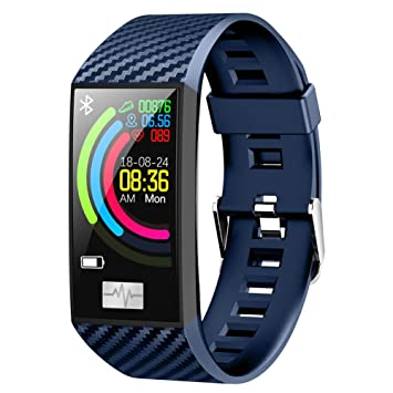 WguangW Fitness Tracker Presion Arterial,IP68 Impermeable ...