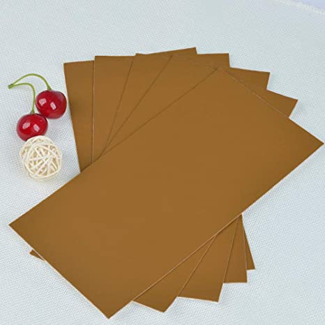 YOTINO Kit de Parche de Cuero 10Pcs Parche de Cuero ...