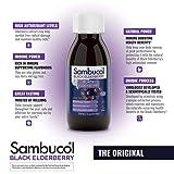 Sambucol Black Elderberry Syrup Original