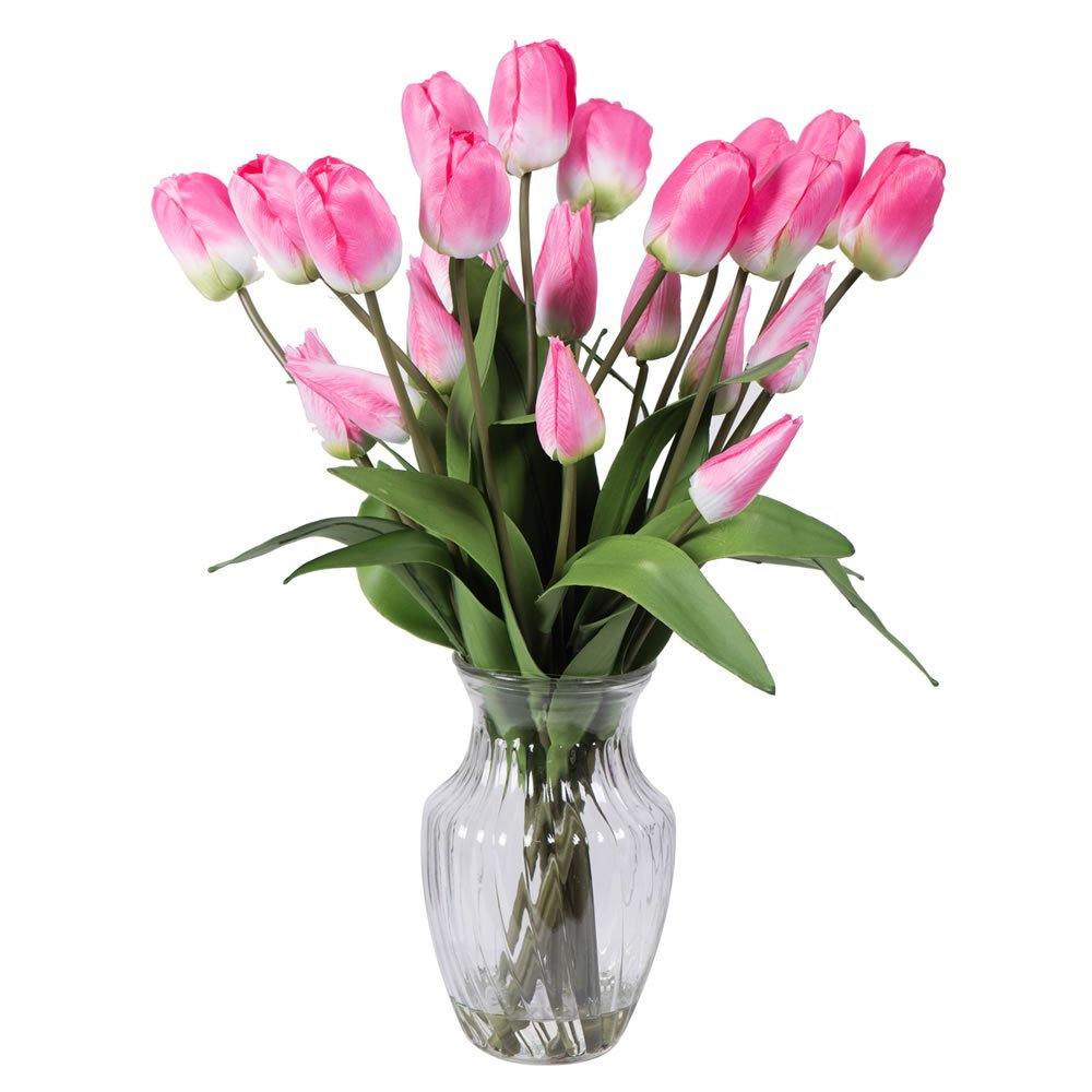 Vickerman F12196 Everyday Tulip Floral