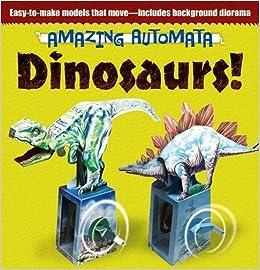Amazing Automata -- Dinosaurs! PDF Descargar